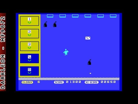 Sinclair Spectrum - Clerky