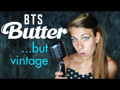 What if BTS' Butter was by Amy Winehouse? (w/@Christopher Bill)