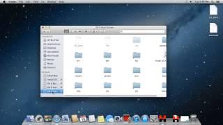 How to Install OS X Mavericks 10.9 GM Retail on VMWare - Bootable Installer