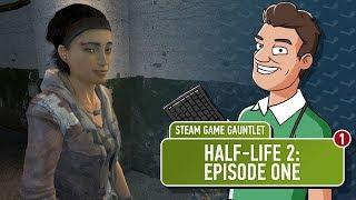 🎮 Half-Life 2: Episode One — Steam Game Gauntlet