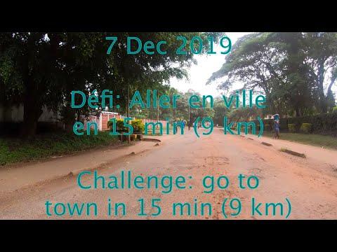 Vélotaf Nairobi 24 : Défi, Descendre Au Centre Ville En 15 Min