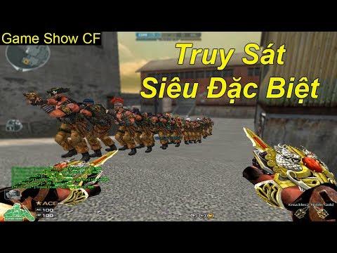 Game Show CF | Truy Sát ( Part 44 ) | TQ97