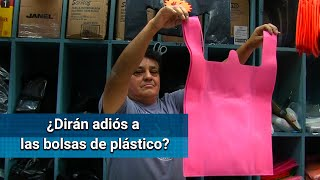 ¿Cómo se prepara un vendedor de bolsas de plástico?