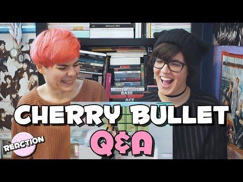 CHERRY BULLET 체리블렛 - Q&A ★ MV REACTION