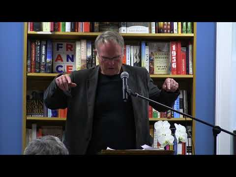 Norwich Bookstore  Brooke Williams   March 29 2017
