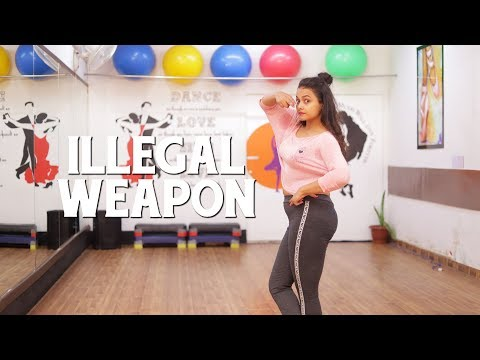 Illegal weapon | Jasmine Sandlas - Garry Sandhu | Dance Cover | Dancercise | Aditi