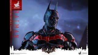 Hot Toys Arkham Knight Batman Beyond Initial Impressions