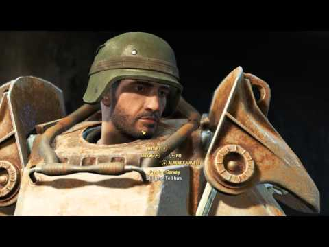 "Fallout 4 Alternative dialog for ""When Freedom Calls"" quest"