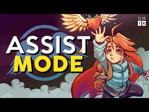 What Makes Celeste's Assist Mode Special | Game Maker's Toolkit