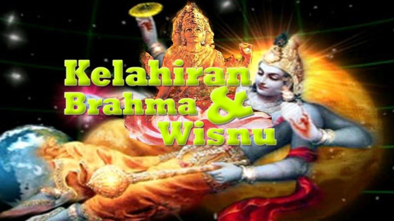 Download Mitologi Hindu: 👶 Asal Usul Dewa Wisnu dan Dewa Brahma 🌞