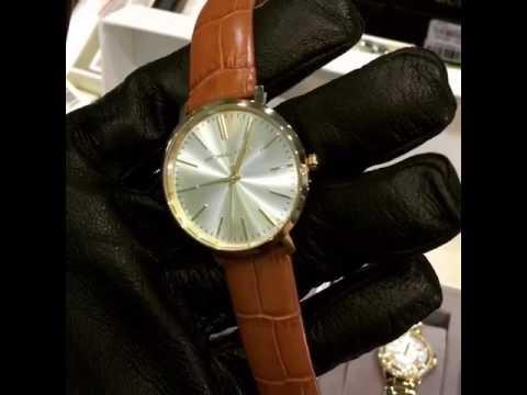 a480c60fdceb MICHAEL KORS Jaryn Gold Tone Dial Ladies Dress Watch Item No.  MK2496   timewisevn  michaelkorswatch