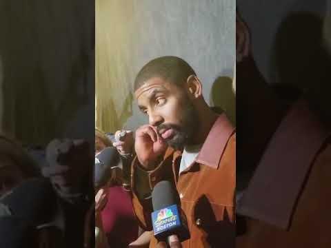 Kyrie Irving Interview After Scoring 47 Points Vs Mavericks
