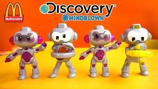 Berburu & Bermain Hadiah Happy Meal Terbaru Bersama Teman Teman | McD Toys Discovery Robot Mindblown