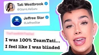 James Charles' Response Was Planned? Analyzing ALL Receipts from Tati and Jeffree Star - Part 3