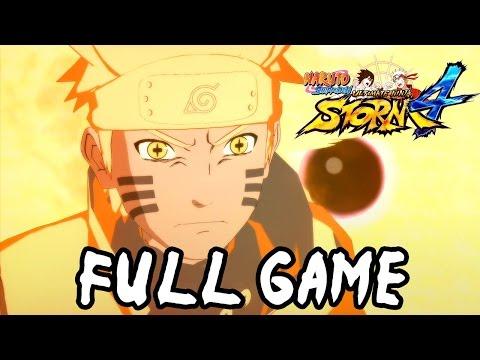 Naruto Shippuden: Ultimate Ninja Storm 4  FULL GAME (Japanese Dub) @ 1080p HD ✔