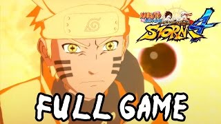 Naruto Shippuden: Ultimate Ninja Storm 4 - FULL GAME (Japanese Dub) @ 1080p HD ✔