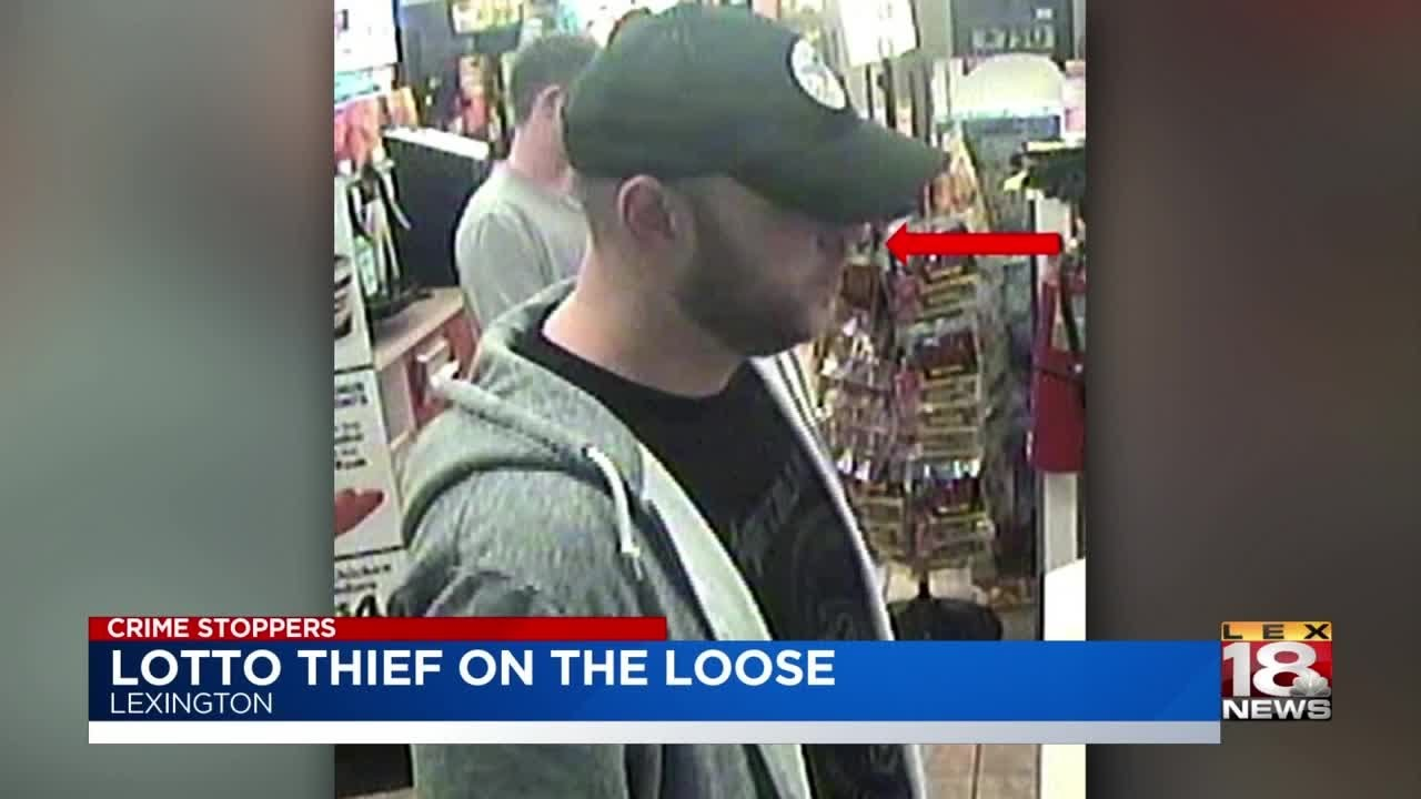 Crime Stopper: Police Looking For Lottery Scratch-Off Thief