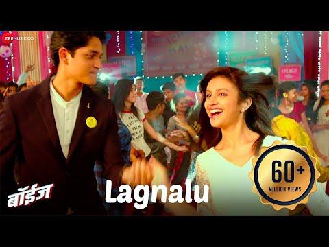 Lagnalu - Full Video   Boyz  Parth Bhalerao, Pratik Lad, Sumant S & Ritika S  Kaustubh G, Janardan K