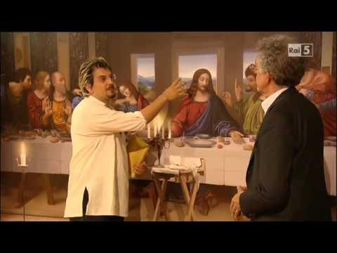 Il cenacolo di leonardo da vinci mario taddei for Il cenacolo bagno di romagna