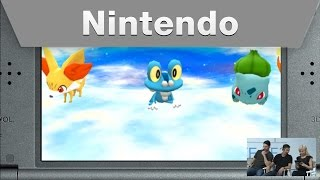 Nintendo Treehouse Live @ E3 2015 Day 2 Pokemon Super Mystery Dungeon