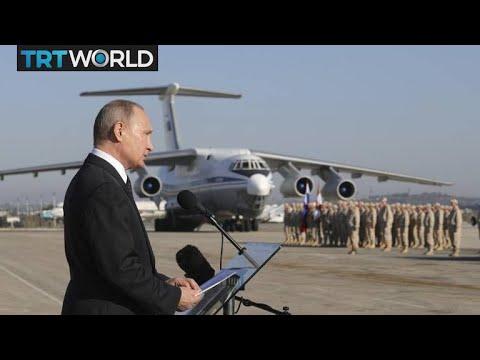 Is Eastern Europe under threat by Vladimir Putin?