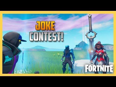 Joke Competition in Fortnite Creative! Terrible Husband Edition | Swiftor
