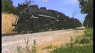 Re-upload at  4:3 picture  NKP 587 & 765 doublehead to Chicago