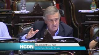 Oscar Aguad - Ley de Hidrocarburos