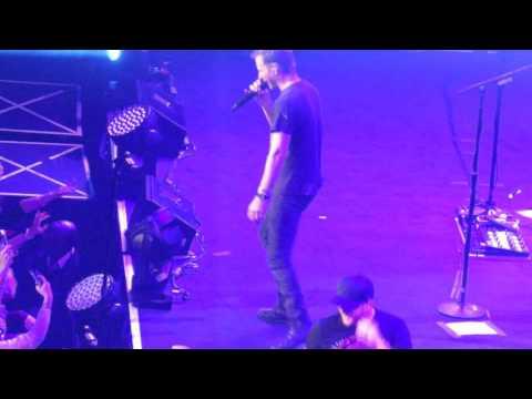 Dierks Bentley and Cole Swindell Flatliner  - Nashville, TN 1/21/17