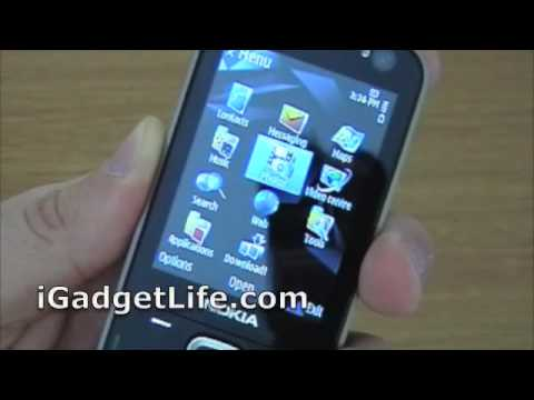 Nokia N78 Unboxing and Quick Tour