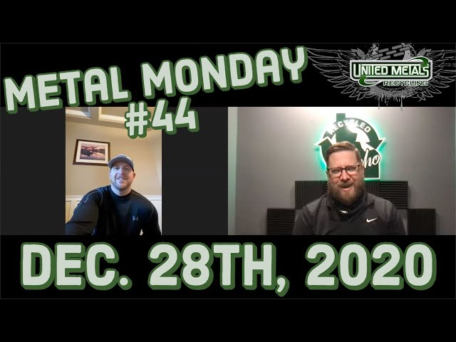 Metal Monday #44 with Nick and Brett