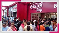 b32a260491df Overwhelming Crowd On Opening Day - Duration: 19 seconds. Trylo Intimates
