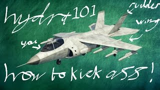 GTA Online Guides - How to fly the Hydra like a pro