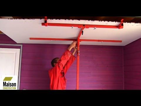 decoration faux plafond placo ba13 led alger funnydog tv. Black Bedroom Furniture Sets. Home Design Ideas