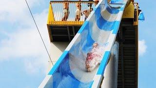 HOOGSTE & SNELSTE GLIJBAAN VAN NEDERLAND: Killersurf Onslide Beldert Beach Zoelen