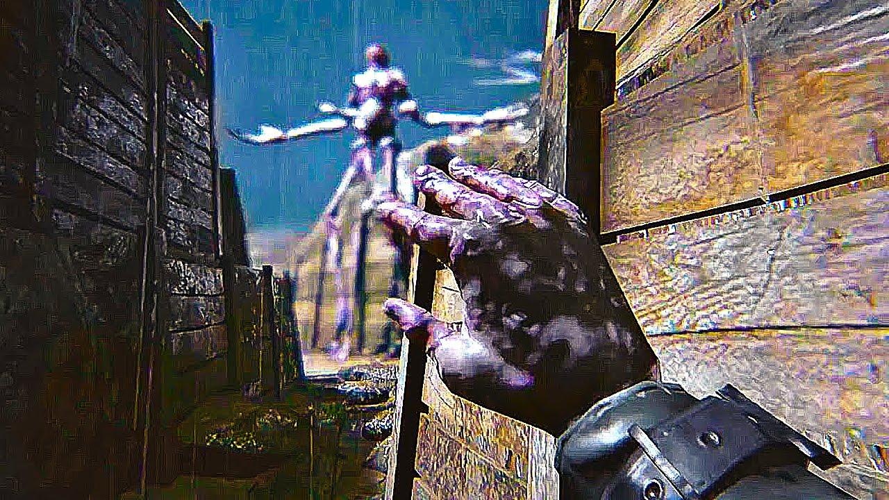 AD INFINITUM - Official Gameplay Trailer (World War I