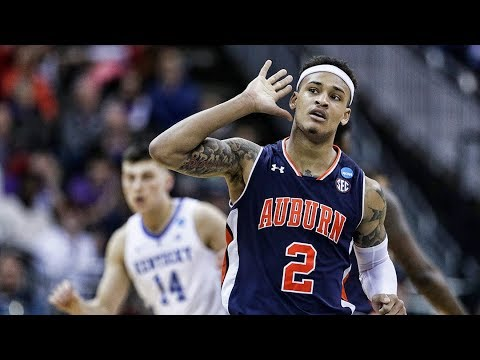 A Message For Auburn Basketball