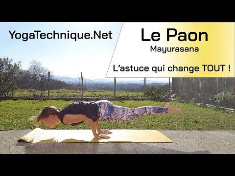 Posture De Yoga - Le Paon, Mayurasana : L'astuce Qui Change Tout !