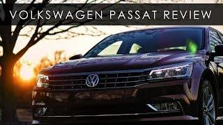 Review | 2017 Volkswagen Passat | The Latte Mover
