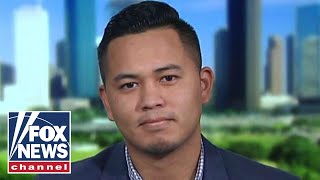 DACA recipient says he's okay with border wall funding