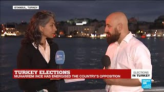 """AK Party Deputy chairman of human rights: """"We demand an official apology from FRANCE24"""""""
