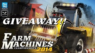 Farm Machines Championships 2014 Giveaway! [CLOSED]