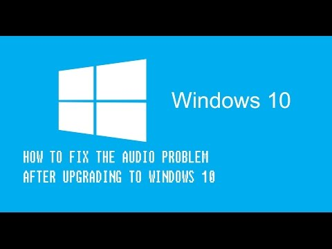 How to Fix Sound or Audio Problems on Windows 10 | Doovi