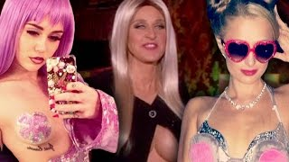11 Celebs Who Dressed as Other Celebs For Halloween