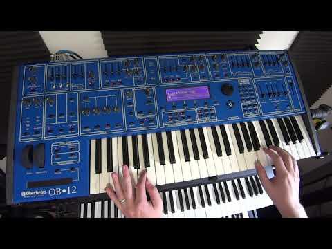 Synth Stuff Ep. 16 - Oberheim OB-12