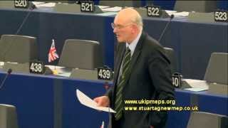 Why Farmers Like Carbon Dioxide (CO2) - @UKIP MEP Stuart Agnew