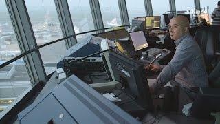 Wat gebeurt er naast luchtverkeersleiding in de toren?