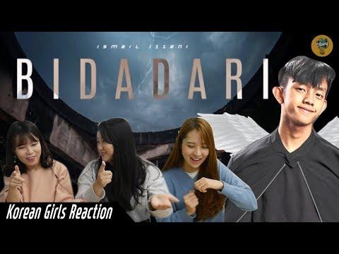 Koreans React to Ismail Izzani 'Bidadari' |Blimey