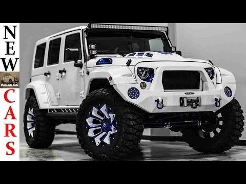 2018 Jeep Wrangler Unlimited Sport TUNING