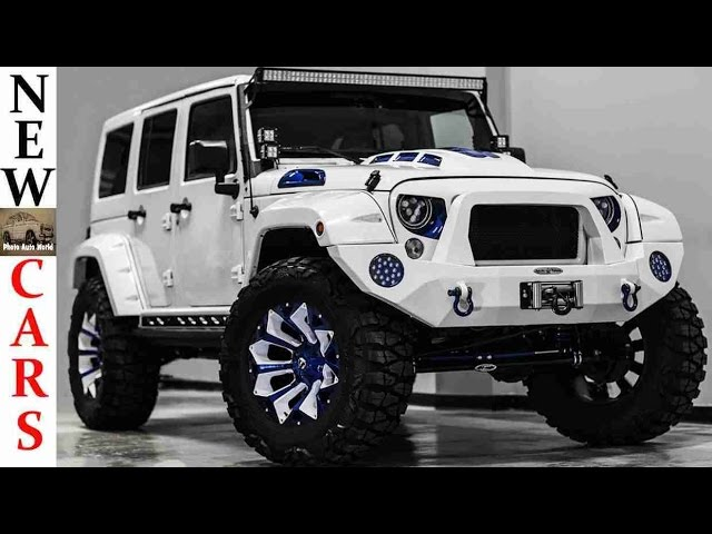 2018 Jeep Wrangler Unlimited Sport TUNING #1